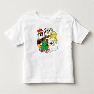 Webkinz Holiday Pets Toddler T-Shirt