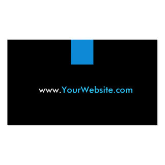 Website Promotion Advertisement - Blue Style Business Card Templates