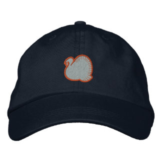 WEBSTER TURKEY DAY HAT EMBROIDERED BASEBALL CAPS