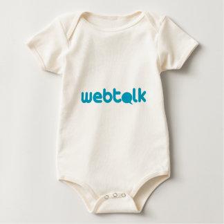 Webtalk Gear Baby Bodysuit
