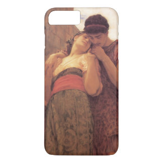 Wedded by Lord Frederick Leighton iPhone 7 Plus Case