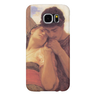 Wedded by Lord Frederick Leighton Samsung Galaxy S6 Cases