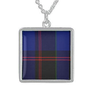 Wedderburn Scottish Tartan Pendant