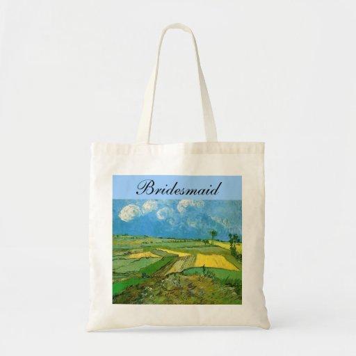weddin bags. Vincent van Gogh Tote Bag