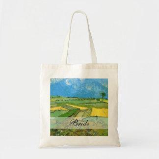weddin bags. Vincent van Gogh Budget Tote Bag