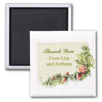 wedding accessories souvenirs and gifts square magnet