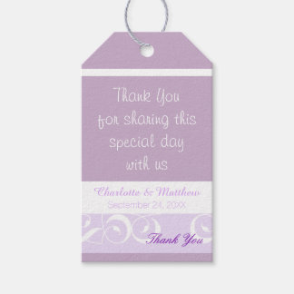 Wedding Anniversary Birthday Thank You P Gift Tag