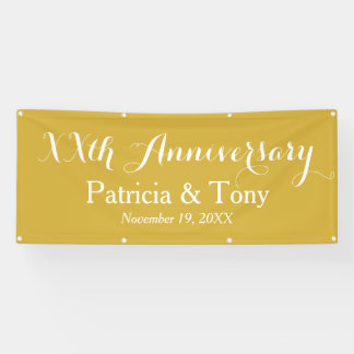 Wedding Anniversary Personalized