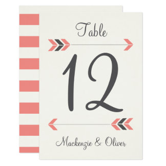 Wedding Arrows Card