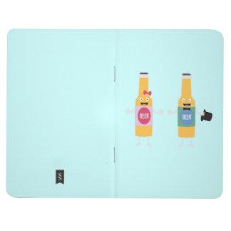 Wedding Beerbottle couple Zn4bx Journal