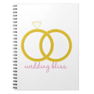 Wedding Bliss Note Book