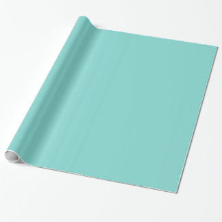 Wedding Blue wrapping paper
