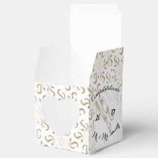 WEDDING BOX  Heart 2x2 Wedding Favour Boxes