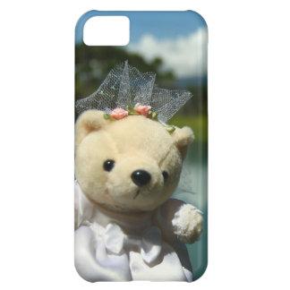 Wedding Bridal Bear iPhone 5 Case