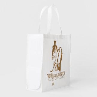 WEDDING Bridal Evening Fashion - Reusable Bag Market Tote