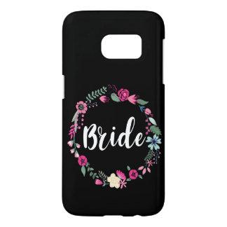 Wedding Bride Floral Case