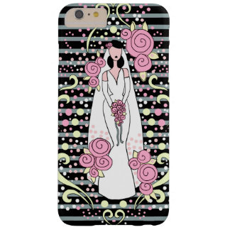wedding bride phone case barely there iPhone 6 plus case