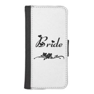 Wedding Brides iPhone SE/5/5s Wallet Case