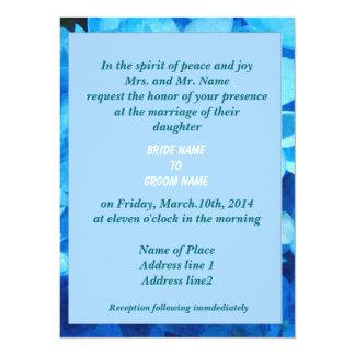 wedding, bride's parent's invitation