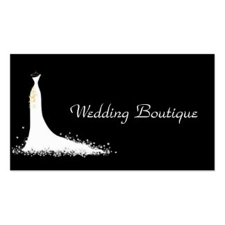 Wedding Business Pack Of Standard Business Cards