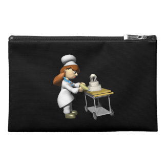 Wedding Cake 2 Travel Accessories Bags