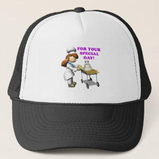 Wedding Cake 3 Trucker Hat