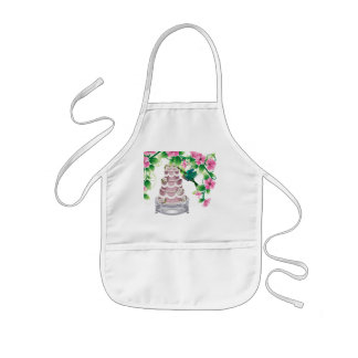 Wedding Cake kids Kids Apron