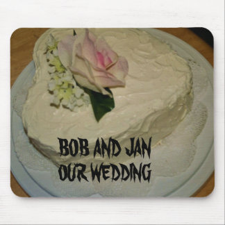 Wedding Cake  Mouse Pad