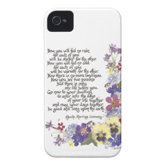 Wedding cards and gifts iPhone 4 cases