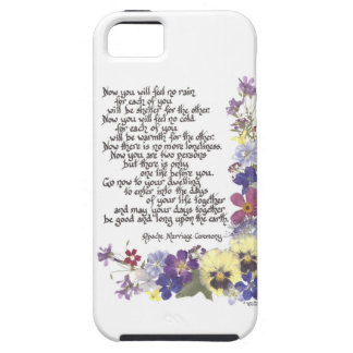 Wedding cards and gifts iPhone 5 cover