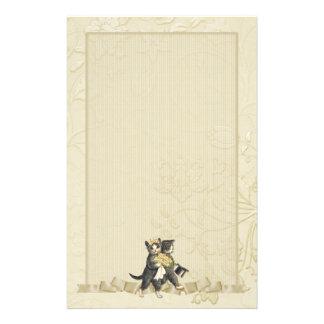 Wedding Cats  - Ivory Stationery Design