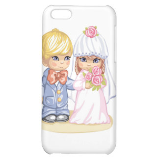 Wedding Children Cover For iPhone 5C
