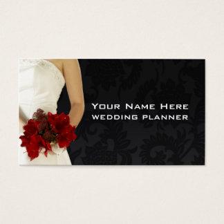 Wedding Consultant Card