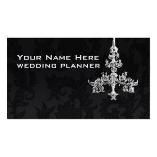 Wedding Coordinator Card Business Card Template