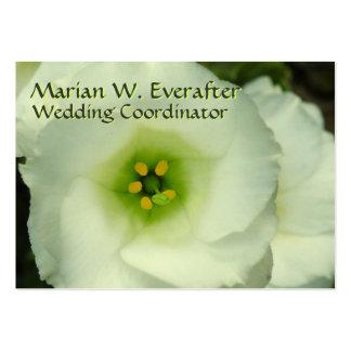 Wedding Coordinatore Business Card