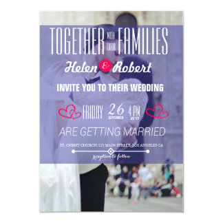 wedding couple kissing in street happiness card