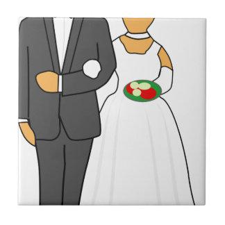 Wedding Couple Tile