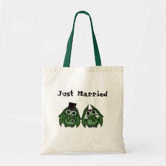 Wedding Cthulhu Bag