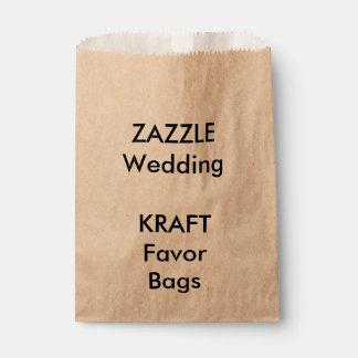 Wedding Favor Bags Paper : Wedding Custom KRAFT Paper Favor Bag Favour Bags