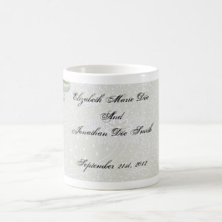 Wedding Date Coffe Mug