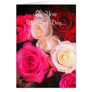 Wedding Day - Card