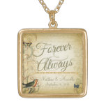 Wedding Day Forever & Always Personalised