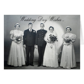 Wedding Day Wishes .. Greeting Card