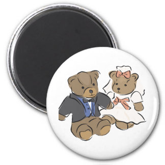 Wedding Decorations 19 6 Cm Round Magnet