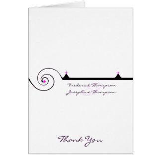 Wedding Design Card