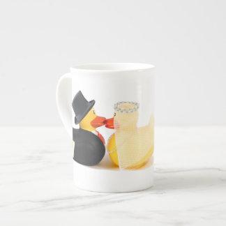 Wedding ducks 2 ...  ceramic mugs