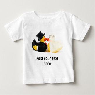 Wedding ducks 3 baby T-Shirt