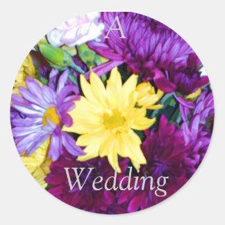 Wedding Envelope Seal Stickers