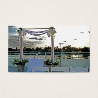 wedding, event planning, wedding planner business card