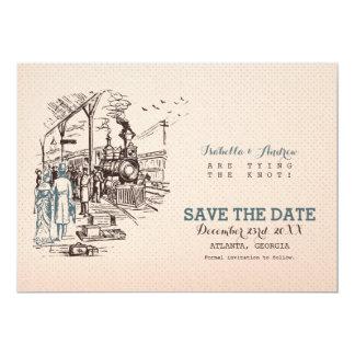 Wedding Express Save the Date 13 Cm X 18 Cm Invitation Card